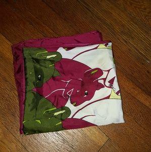 Used echo silk  scarf 31x31